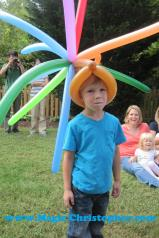 balloon twister Raleigh NC